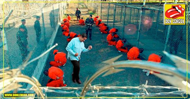 John Bolton está decidido a meter a Nicolás Maduro en Guantánamo
