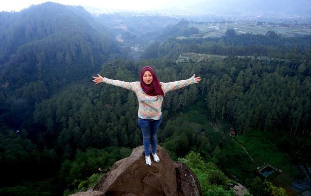 Harga Tiket Masuk Wisata Tebing Keraton Bandung