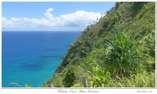 Kalalau Trail: Prime Locations