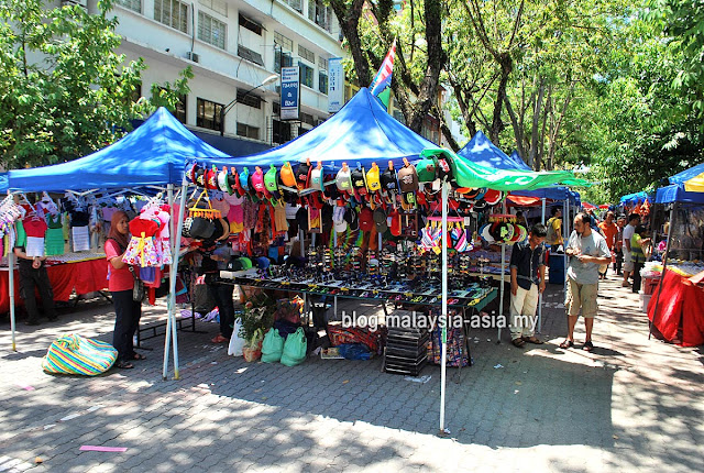 Gaya Sunday Market in KK
