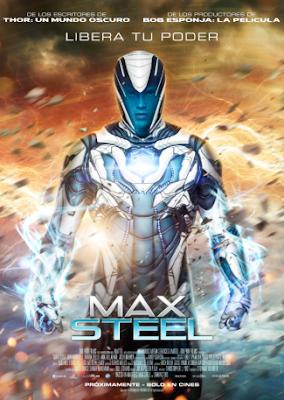 MAX STEEL (2016) Ver Online - Español latino