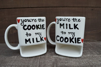 You're the Cookie to my Milk - Dunk Cup