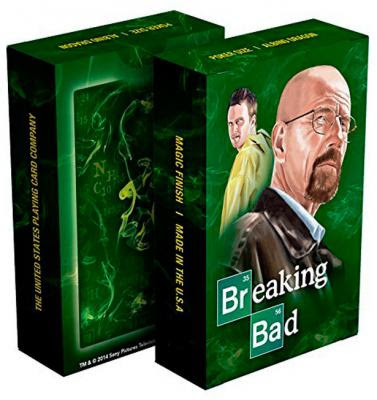 Cartas de Poker Breaking Bad
