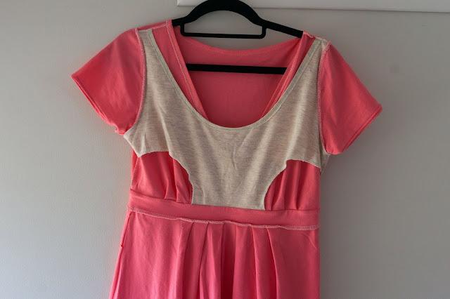 Simplicity 1469 Megan Nielsen Amber maternity dress