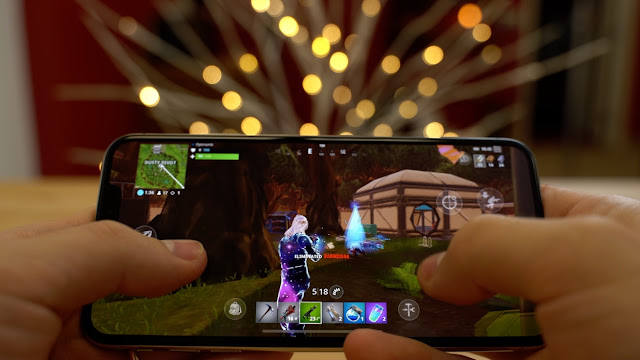 Apple iPhone XS Max best gaming phone