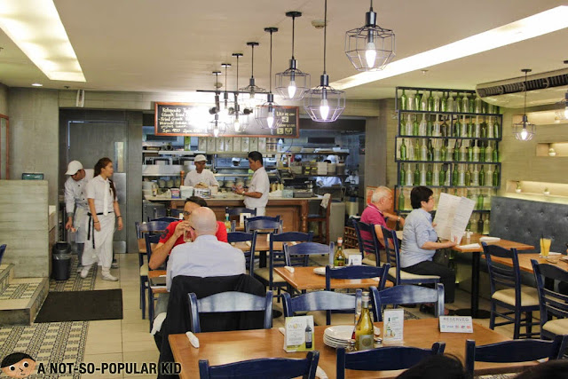 Cyma Greek Restaurant in Makati City