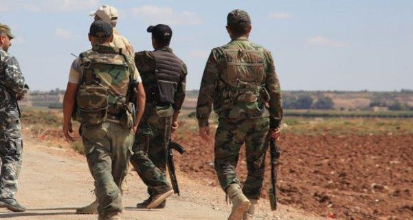 الجيش السوري يدخل قرية كحيل ويقترب من إنهاء الوجود الإرهابي بريف درعا الشرقي