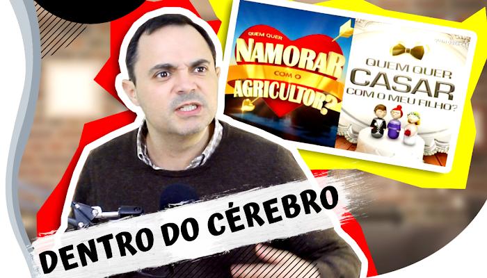 DENTRO DO CÉREBRO DE QUEM FAZ ESTES PROGRAMAS...