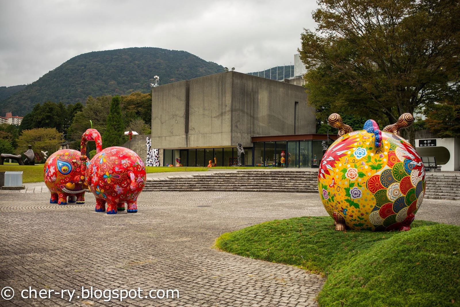 Life Of A Lil Notti Monkey Hakone Open Air Museum