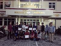 Pelajar Mahasiswa Bandar Lampung di Yogyakarta Galang Dana #PeduliLampungdanBanten