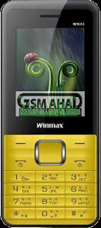 WINMAX WX43 FLASH FILE WHITOUT PASSWORD
