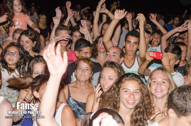 Fans en el Mallorca 40 Pop 2013. Héctor Falagán De Cabo | hfilms & photography.