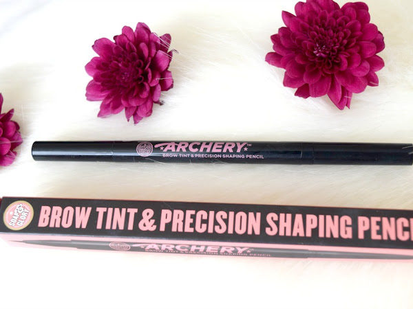 Soap and Glory`s Archery- A brow product superhero