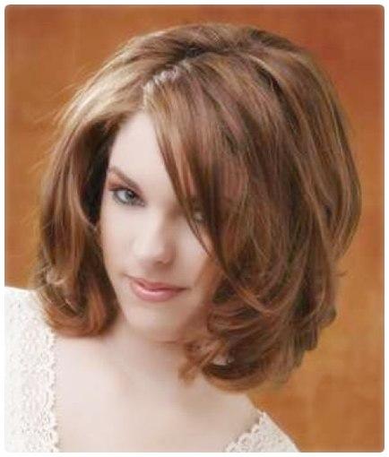 Model Rambut Segi Panjang Layer