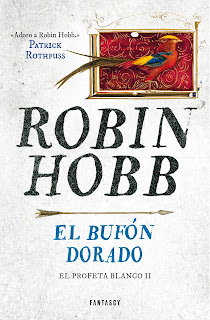 El bufón dorado de Robin Hobb