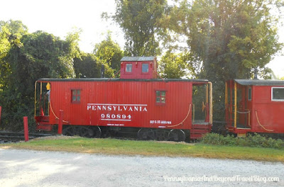 Williams Grove Railroad in Pennsylvania