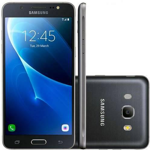 O Galaxy J5 Metal tem bordas construídas em metal, mas manteve a tampa traseira em plástico. A bateria de longa duração é um dos destaques desse aparelho