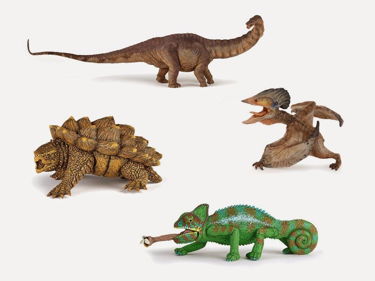 動物フィギュアの箱庭blog: PAPOの2015年版カタログが届きました!