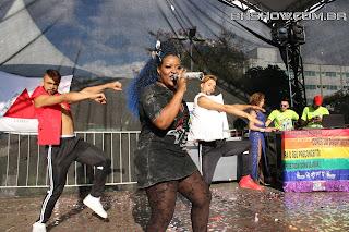 IMG 9896 - 13ª Parada do Orgulho LGBT Contagem reuniu milhares de pessoas