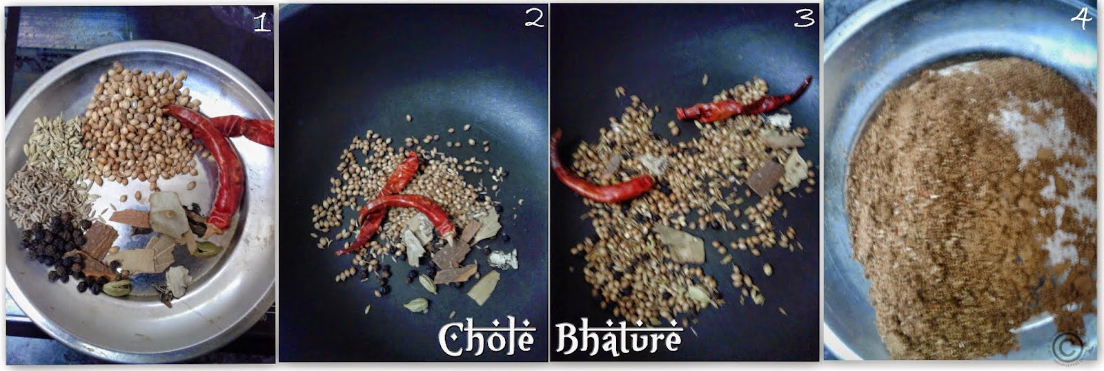 Chole-masala-powder