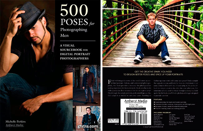Descargar Gratis Libro PDF 500 Poses for Photographing Men by Michelle Perkins