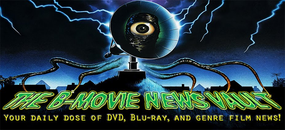 THE B-MOVIE NEWS VAULT