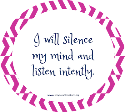 Daily Affirmations, Affirmations for Health