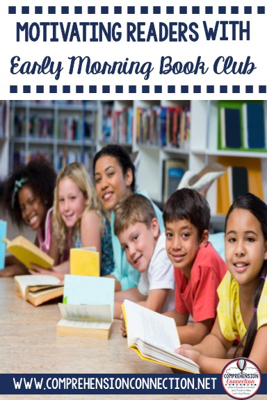 Book clubs are a great choice for motivating students, and they aren't hard to set up. This post includes tips for creating a book club at home, but information is also applicable to the classroom too. Check it out to learn more.