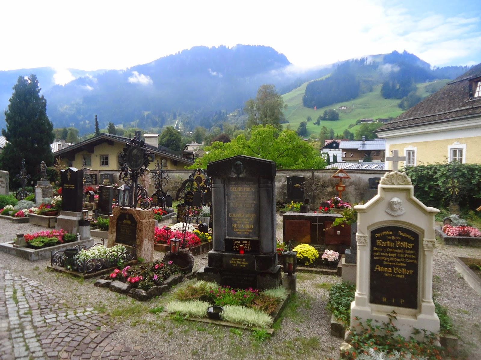Kitzbühel Tyrol Austria Travel