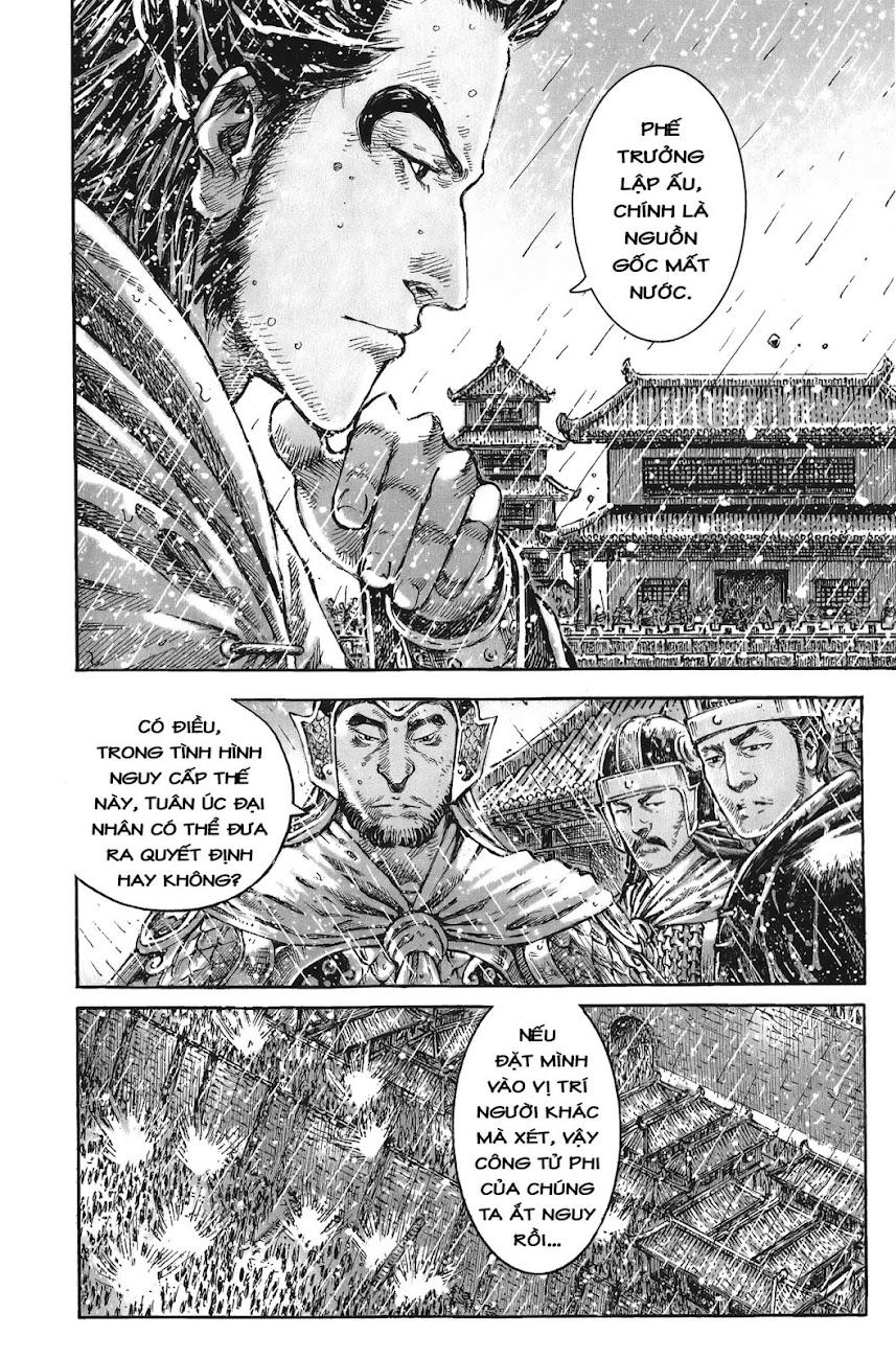 Hỏa phụng liêu nguyên Chương 441: Kiêu hùng trung thần [Remake] trang 8