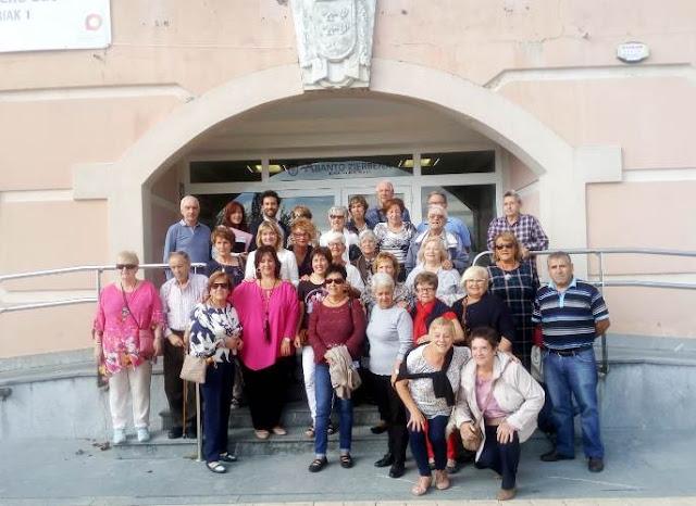 Abanto Zierbena celebra el Día Internacional de las Personas Mayores