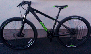 Stolen Bicycle - Marin Bobcat Trail 9.3