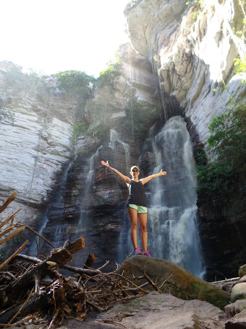 Cachoeira do Recanto Verde - Ibicoara