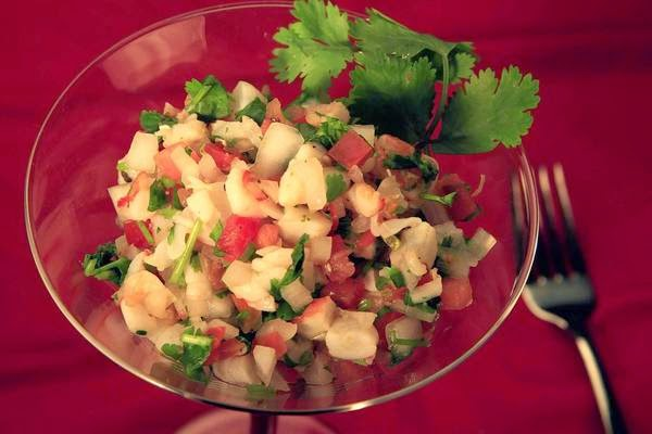 Sweet Butter's Shrimp Ceviche Recipe