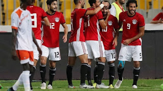 بث مباشر مباراة مصر وسوازيلاند بث مباشر اليوم الجمعة 12-10-2018 التصفيات المؤهلة لكأس الأمم الأفريقية 2019