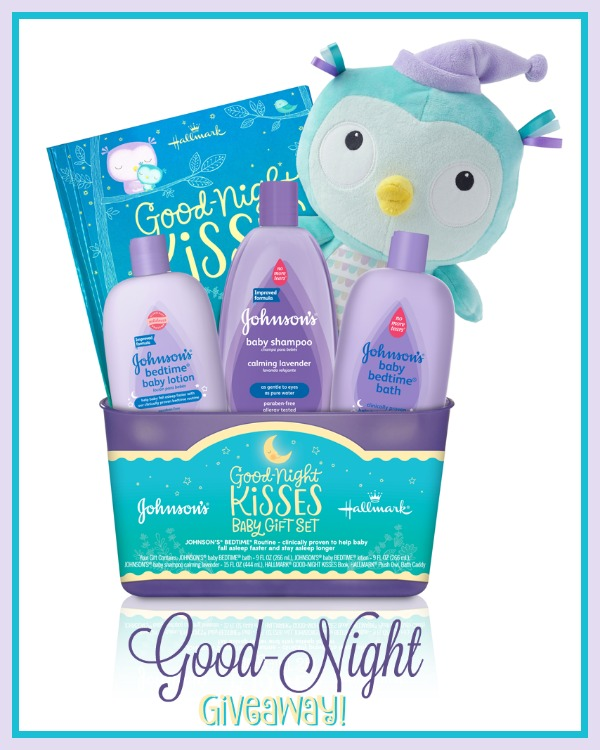 Bed Bath Johnson S Bedtime Good Night Kisses Baby Gift