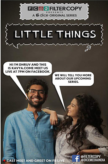Little Things 2018 S02 Complete All Episode ORG Hindi 720p HDRip
