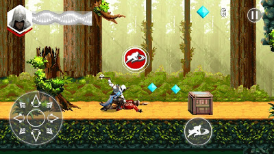 Assassin's Creed III APK (Java Android Game)