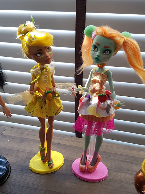 bonecas Monster High customizadas