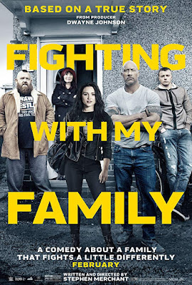 Sinopsis Film Fighting with My Family