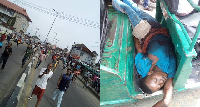 Pure-water-seller-killed-by-Police-officer,-in-Rivers-state