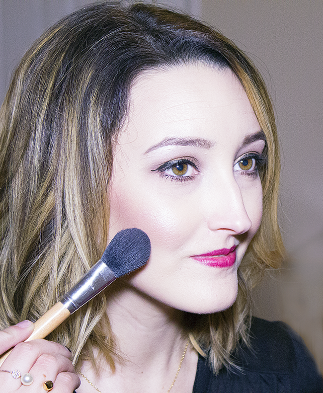 Get The Makeup Look: Party Pretty with Pixi Palette Rosette