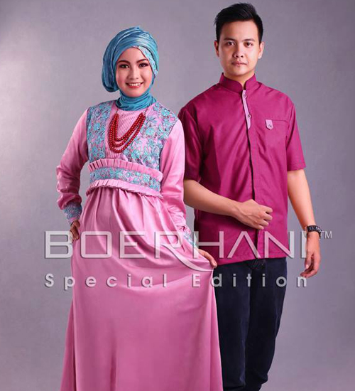 baju couple pesta modern