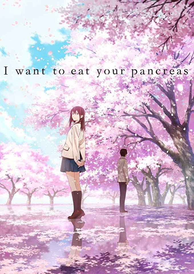 Review Filem I Want To Eat Your Pancreas