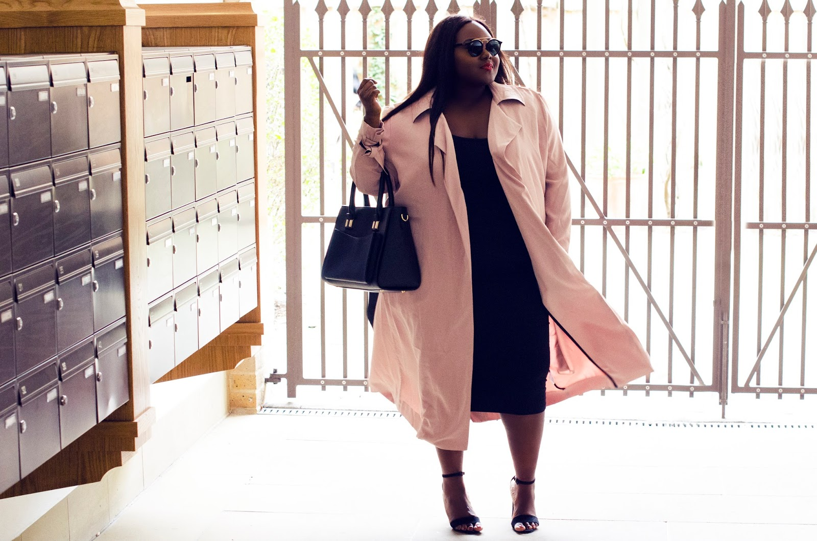 12 Spring worthy plus size trench coats
