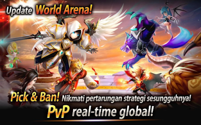 Summoners War Sky Arena Mod High Attack