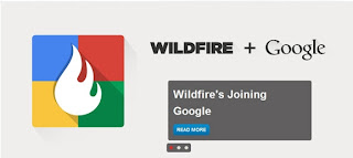 Google Purchasing Wildfire A social Media Marketing Company 1