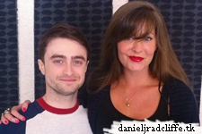 Daniel Radcliffe on Heart FM Saturday Breakfast