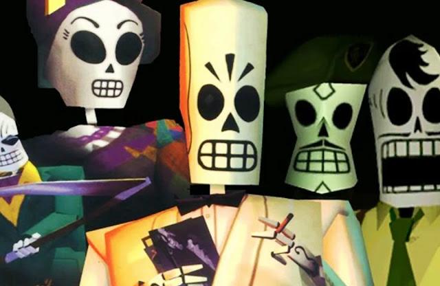 Grim Fandago Switch release date