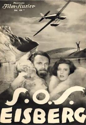 Film SOS Iceberg 1933